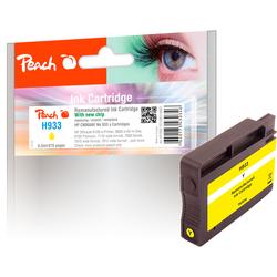 Peach Tintenpatrone gelb kompatibel zu HP No. 933 y, CN060A