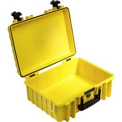 B & W Outdoor Koffer outdoor.cases Typ 5000 22.1l (B x H x T) 470 x 365 x 190mm Gelb 5000/Y/SI