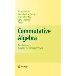 Commutative Algebra als Buch von