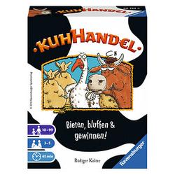 Ravensburger Kuhhandel Kartenspiel