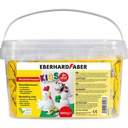 EFA Modelliermasse Plast Classic, 3 kg weiß