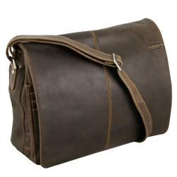 GreenLand Nature Messenger Bag Westcoast, Leder