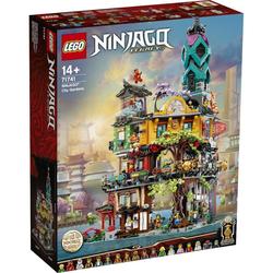 LEGO Ninjago Legacy - Die Gärten von Ninjago City