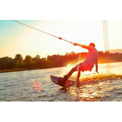 DesFoli Poster Kitesurfer Surfen P2080 150 cm x 100 cm