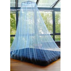 High Peak Moskitonetz Savanne blau Sonnenschutz Insektenschutz Camping Schlafen Outdoor