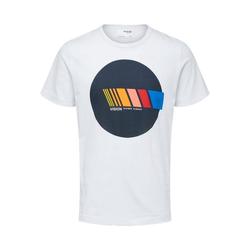 SELECTED HOMME T-Shirt SLHAVALON (1-tlg) M