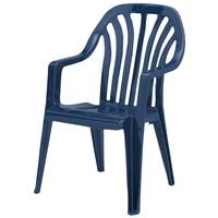BEST Freizeitmöbel Laredo 57 x 58 x 91 cm blau