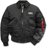 Alpha Industries CWU 45 schwarz 3XL
