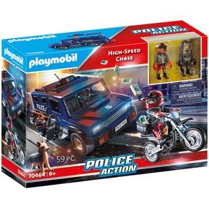 Playmobil 70464 Hochgeschwindigkeitsverfolgt der Polizei (exklusiv).