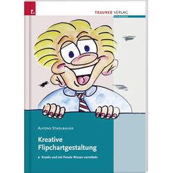 Kreative Flipchartgestaltung: Buch von Alfons Stadlbauer