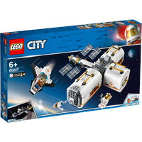 Lego City Mond Raumstation 60227