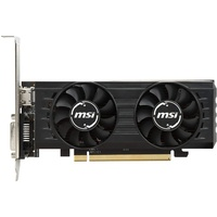 MSI Radeon RX 550 4GT LP OC 4GB GDDR5 1100MHz (V809-2001R)