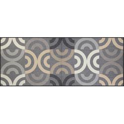 Fußmatte Salonloewe Borrby city-chic Fußmatte waschbar 075 x 190 cm, Salonloewe