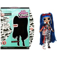 MGA Entertainment L.O.L. Surprise! OMG 3.8 Doll- Downtown BB