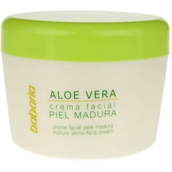 Babaria Aloe Vera Hautcreme für reife Haut 125 ml