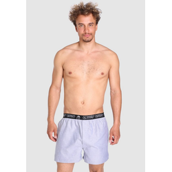 Lousy Livin Boxershorts Boxer Briefs in bequemer Passform blau S