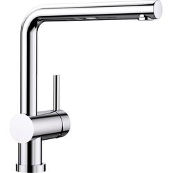 Blanco Küchenarmatur LINUS-F Hochdruck, mit herausnehmbarer Vorfensterarmatur