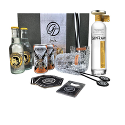 GinRaw Gastronomic Gin & Tonic Geschenkeset