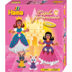 HAMA Geschenkp. Prinzessinnen 3.000 St. 3230