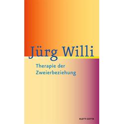 Therapie der Zweierbeziehung: Buch von Jürg Willi