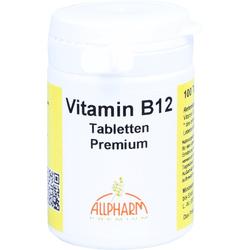 Vitamin B12 Premium Allpharm Tabletten