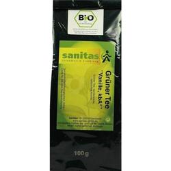 Grüner Tee Vanille kbA