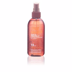 TAN & PROTECT oil spray SPF15 150 ml