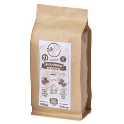 Kaffee Bio, 100% Arabica, Kaffeebohnen, 500 g - Caffè Europa