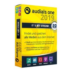 Audials One 2019 pełna wersja, [Download] [Natychmiastowa dostawa].