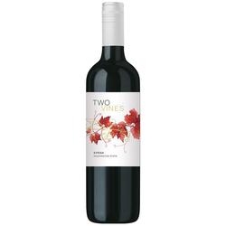 Two Vines Syrah