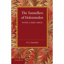 The Tunnellers of Holzminden als Taschenbuch von H. G. Durnford