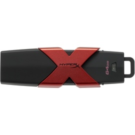 Kingston HyperX Savage 64GB schwarz/rot USB 3.0