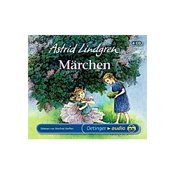 Märchen, 4 Audio-CDs