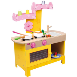 Small Foot Kinder-Küchenset Kinderküche Nena, (10-tlg)