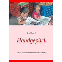 Handgepäck als Buch von Jo Walsdorff