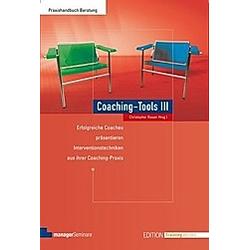 Coaching-Tools III - Buch