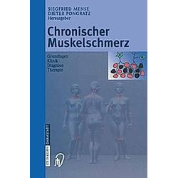 Chronischer Muskelschmerz - Buch