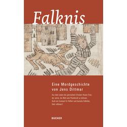 Falknis als Buch von Jens Dittmar
