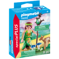 Playmobil Special Plus Elfe mit Reh (70059)