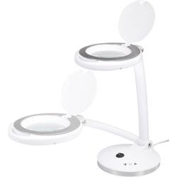 Toolcraft, Werkstattbeleuchtung, SMD-LED Tisch-Lupenleuchte dim