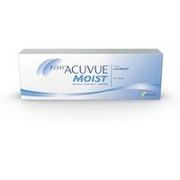 Acuvue 1-Day Acuvue Moist (1x30) / Johnson Tageslinsen weich, 30 Stk.) Dioptrien -5.50 DPT