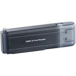 Cardreader mit USB 3.0 für SD(HC/XC) und microSD(HC/XC)