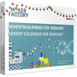 MAKERFACTORY Adventskalender für Arduino®