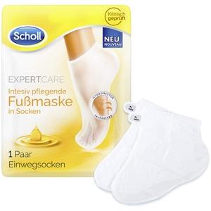 Scholl ExpertCare Intensiv pflegende Fußmaske mit 3 wertvollen Ölen - 1 Paar