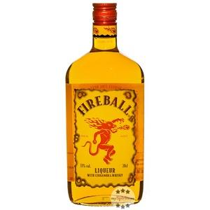 Fireball Whisky & Zimt Likör