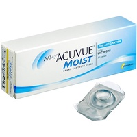 Acuvue 1-Day Acuvue Moist for Astigmatism (1x30) / / / +1.00 DPT / -0.75 CYL / 160° AX