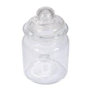 Rayher Vorratsglas mit Glasdeckel 1 St.