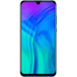 Honor 20 Lite Smartphone (15,77 cm/6,2 Zoll, 128 GB Speicherplatz, 24 MP Kamera) blau