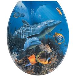 WENKO WC-Sitz Sea Life, Sitzerhöhung