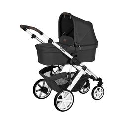 ABC Design Kombi-Kinderwagen Kombi Kinderwagen Salsa 4, gravel natur